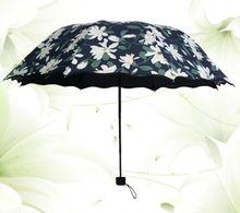 Liliaceous żelatyny łukowe falbany parasol