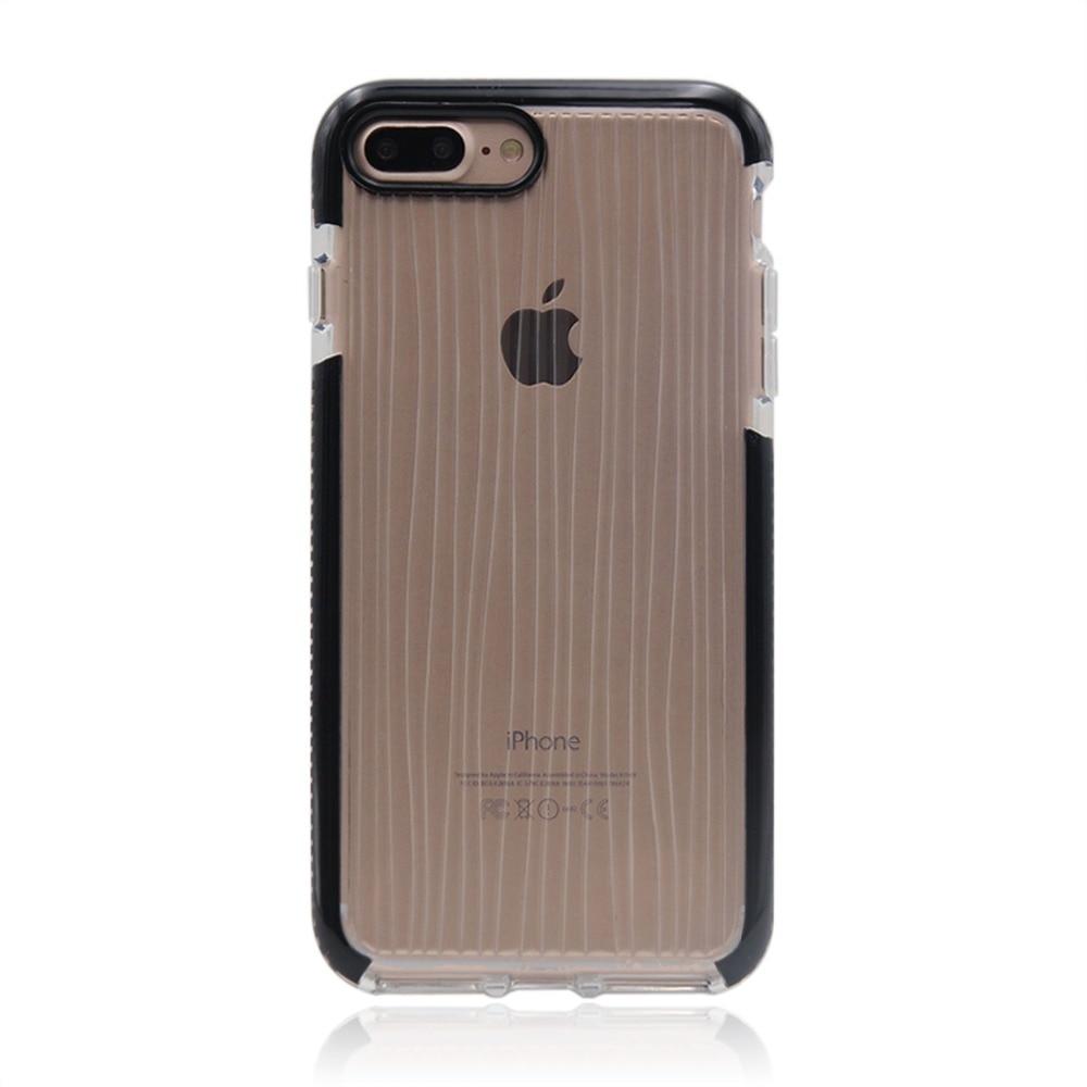 Tech21ing Evo Wave Модный мягкий ТПУ чехол для мобильного телефона iPhone 6 6s 7 8 Plus X XS XR Max