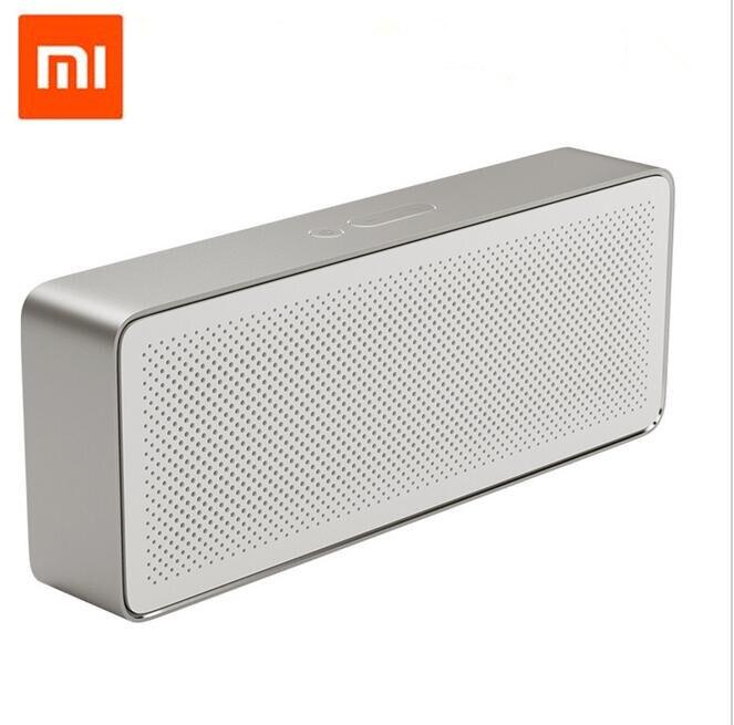 الأصلي Xiaomi رئيس قلم رصاص مربع Xiaomi بلوتوث 4.2 المتكلم 2 مربع ستيريو المحمولة عالية الوضوح جودة الصوت