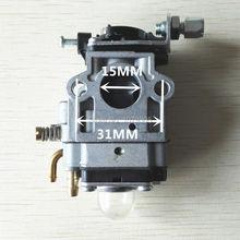 1E40F-5/1E44-5 430 42.7cc/49.3cc débroussailleuse tondeuse 15mm carburateur