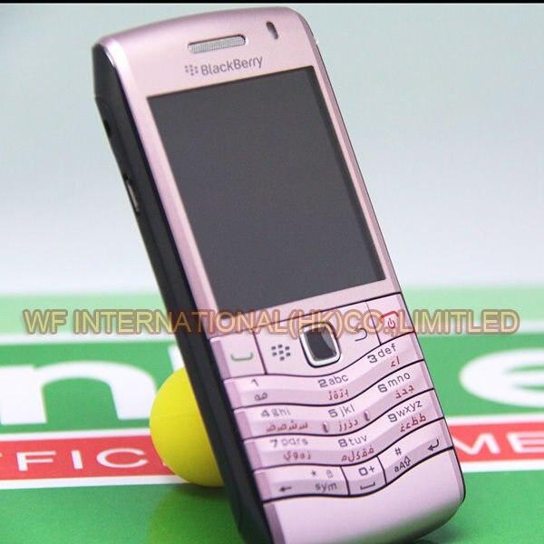 Original BlackBerry Pearl 9105 teléfono móvil Smartphone desbloqueado reacondicionado