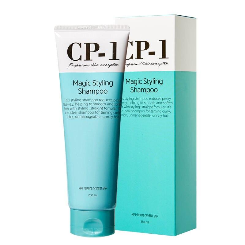 CP-1 champú de estilo mágico 250 ml de pelo de recrecimiento denso suave rápido champú sin silicona antipérdida de cabello producto coreano cosméticos