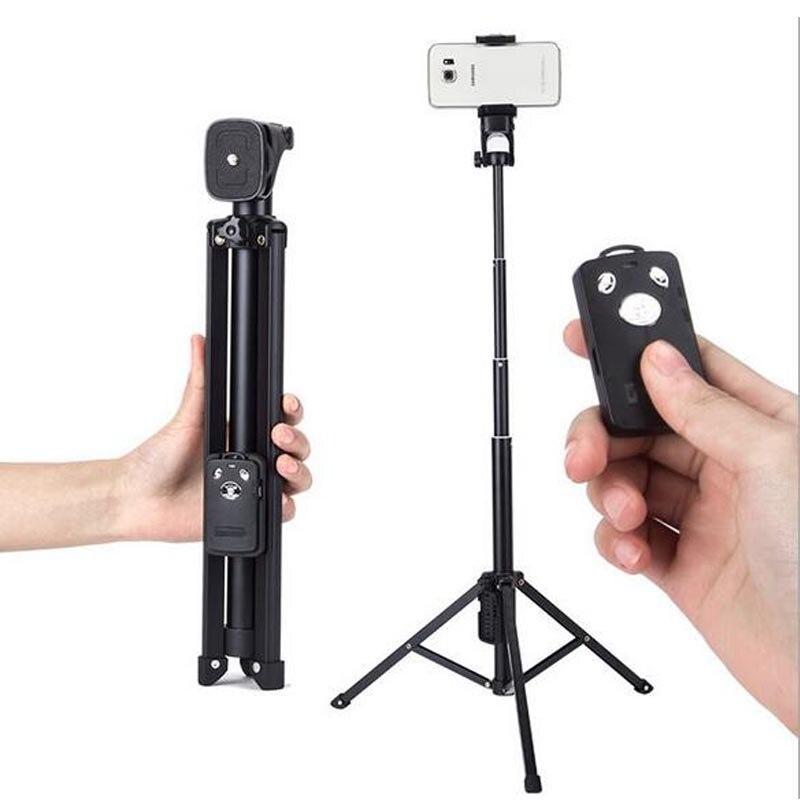 Obturador para Huawei Portátil Bluetooth Selfie Vara Tripé Extensível Monopod Remoto Ascend Companheiro P10 Plus p9 Mais p8 Lite 1688