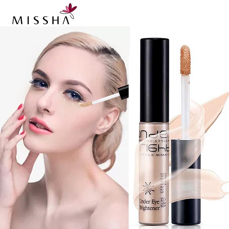 MISSHA Eye Concealer Cream Face Makeup the style under eye brightener BB Creams Korea Cosmetics Original