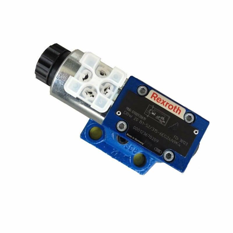 DBW 20 B1-52/315-6EG24N9K4 nueva de válvulas REXROTH R900935659