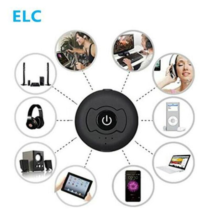 H-366T sem fio de áudio bluetooth transmissor música estéreo dongle adaptador para tv smart pc dvd mp3 bluetooth 4.0 a2dp fone ouvido