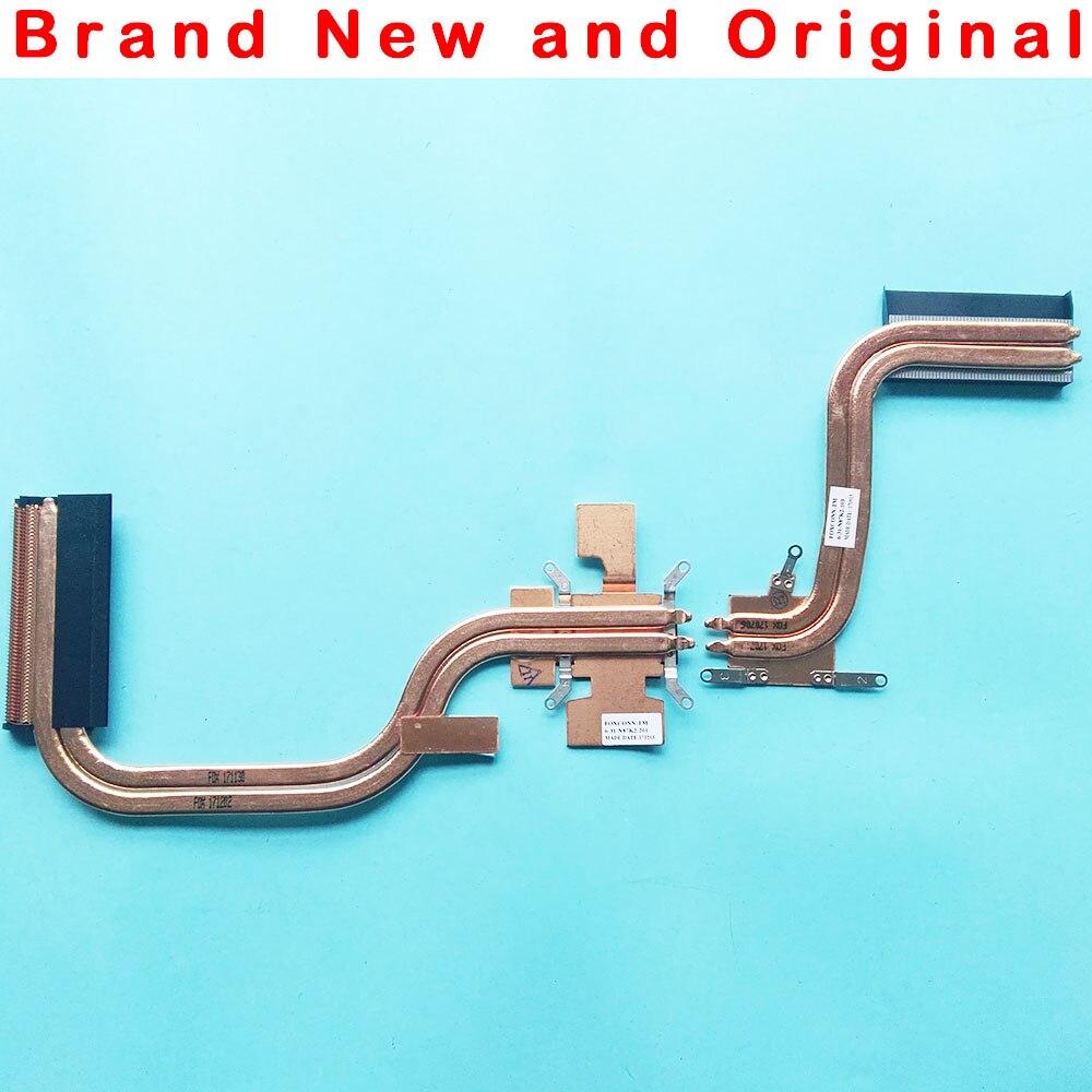 Dissipador de calor original novo para clevo z7m z6m t6ti x55 módulo térmico 6-31-n87k2-201 6-31-n87k2-103
