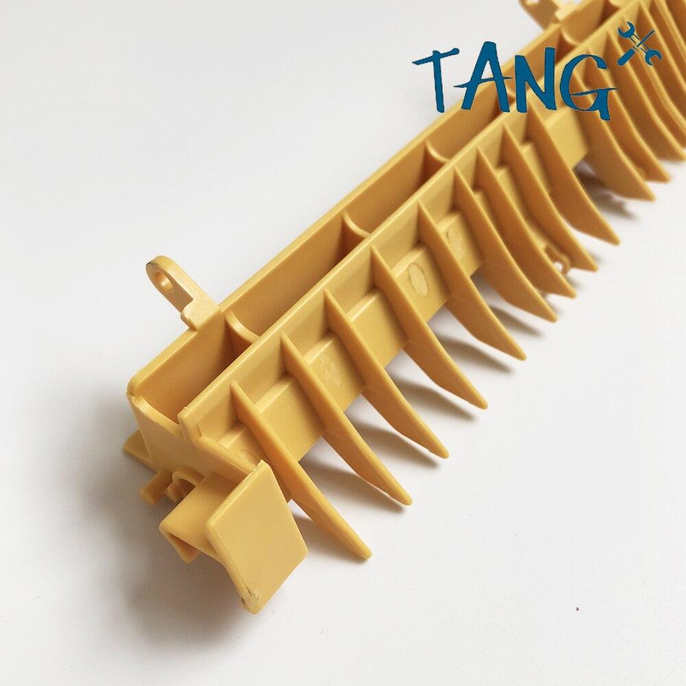 2 pçs compatível novo guia de papel fuser para xerox workcentre 7425 7428 7435 dccc2200 c2201 c3300 c3305 guia de papel