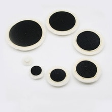 Auto Polishing Pad With Magic Sticker Lambs Woolen Car Detail Polisher Softer Imported Wool Plate Ca