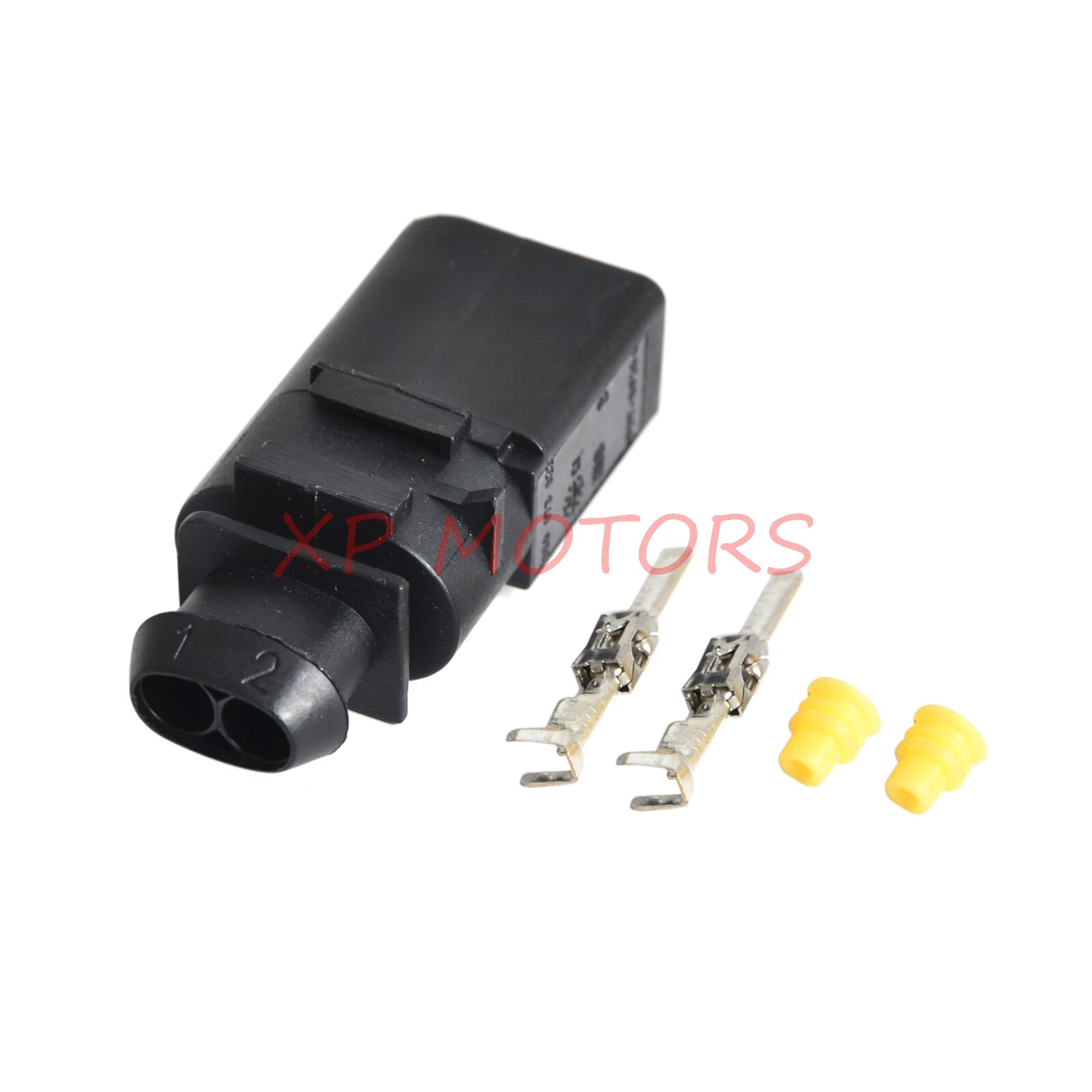 1J0 973 802-2 Pin Selado Kit Conector JPT Masculino-1J0973802 Serve para VW Audi