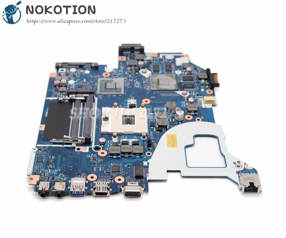 NOKOTION NB. RZP11.001 материнская плата для Acer aspire V3-571 V3-571G материнская плата NBRZP11001 Q5WVH LA-7912P GT640M 2GB