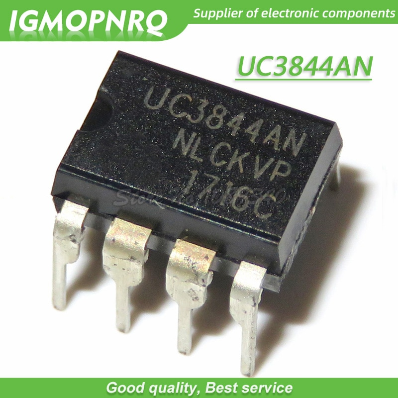 10PCS UC3844A DIP8 UC3844AN DIP-8 UC3844 DIP IGMOPNRQ