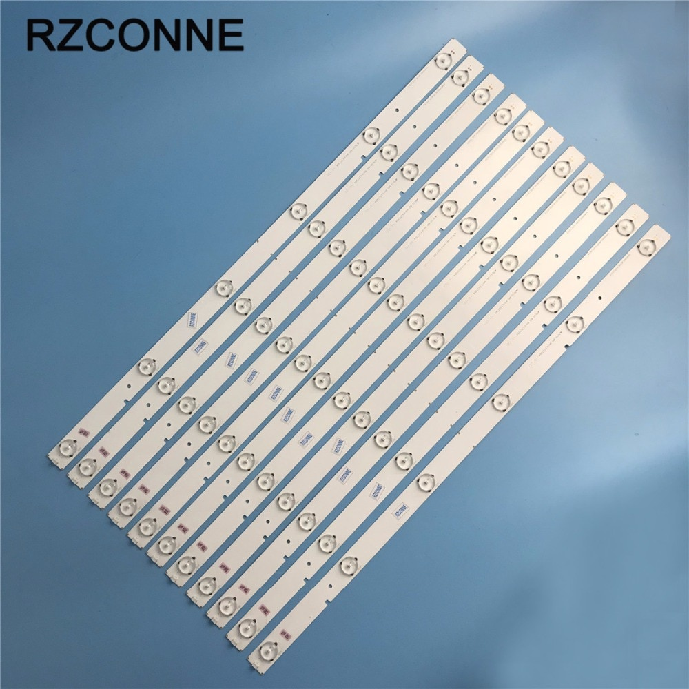 Tira de LED 6 lámparas para Hisense 50 HD500DF-B57/S0 HD500DF-B52  S1 50K23DG 50K22DG 50H5G 50K20DG 50H3 SVH500A22 50D550NA15 50K23DGW