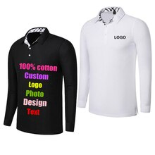 Oversized Long Sleeve 4XL Women Men Spring shirt Custom Logo Picture Text Printed Company Team Uniform Clothes Team Tops Shirts