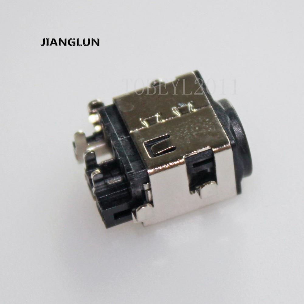 Toma de corriente CA CC JIANGLUN para SAMSUNG NP510R5E-A01UB NP510R5E-A02UB NP-RC730 RC730