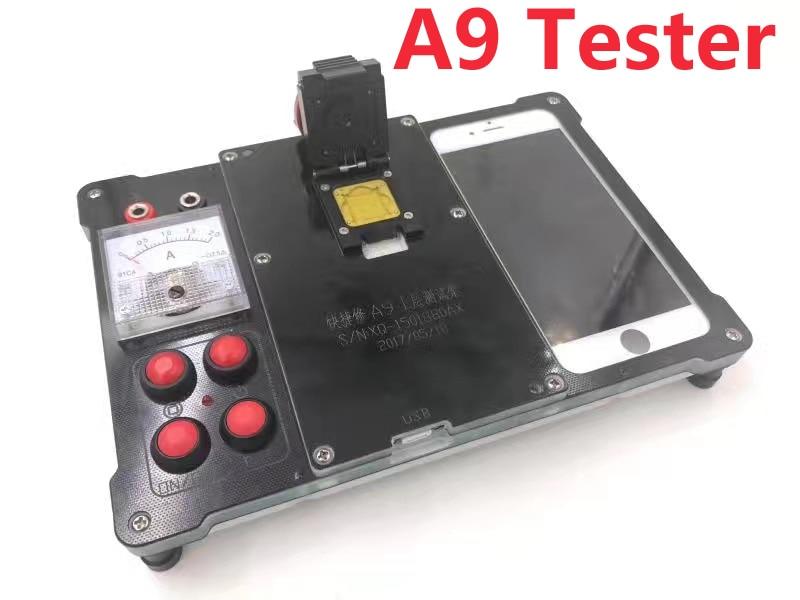 Новинка для iphone 6 6s plus 6p 7 A8 A9 Cpu тестирование ic chip тестовый стенд тестер хорошие или плохие Инструменты техническое обслуживание испытательн...