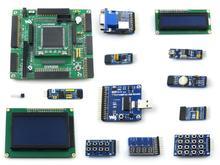 Open3S500E Pakket B # XC3S500E Spartan 3E FPGA XILINX Board + LCD 1602 + LCD 12864 + 12 Module