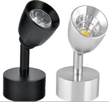 مصباح جداري LED حديث مع حامل سطحي ، إضاءة داخلية ، مثالي لغرفة النوم أو معرض المجوهرات ، 3/5W
