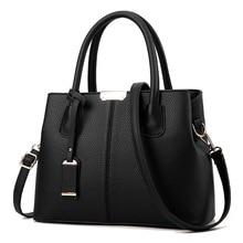 YINGPEI Women Bag Vintage Casual Tote Fashion Women Messenger Bags Shoulder Top-Handle Handbag Purse Wallet Leather 2018 New