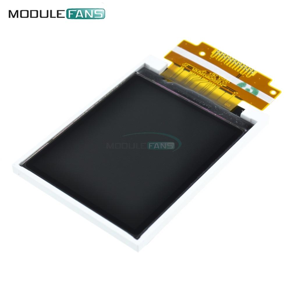 ST7735 1.8 Polegada 128*160 128x160 Serial SPI TFT LCD Color Display Module Board Com Interface SPI 5 Portas IO para arduino Diy Kit