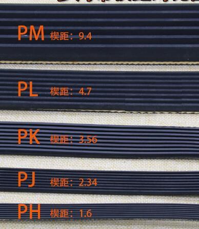 Новый ремень 4PH597/4EPH597/PH597/4PHE597/597H4