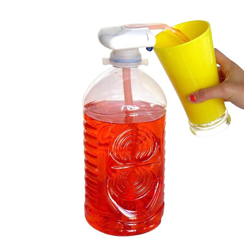 Dosificador de bebida de agua, dispensador eléctrico automático de agua, Pajita para beber zumo de fruta, coque, leche, bebidas, herramienta de succión