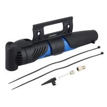 Portable mini fietspomp 125g cycling mountain bike mini pump Double stroke  gas mouth Bicycle Pump accesorios bike drop shipping