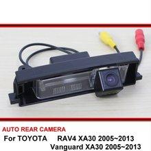 Caméra de Vision nocturne pour TOYOTA Vanguard   RAV4 2005 ~ 2013, caméra arrière, caméra de recul, voiture, CCD