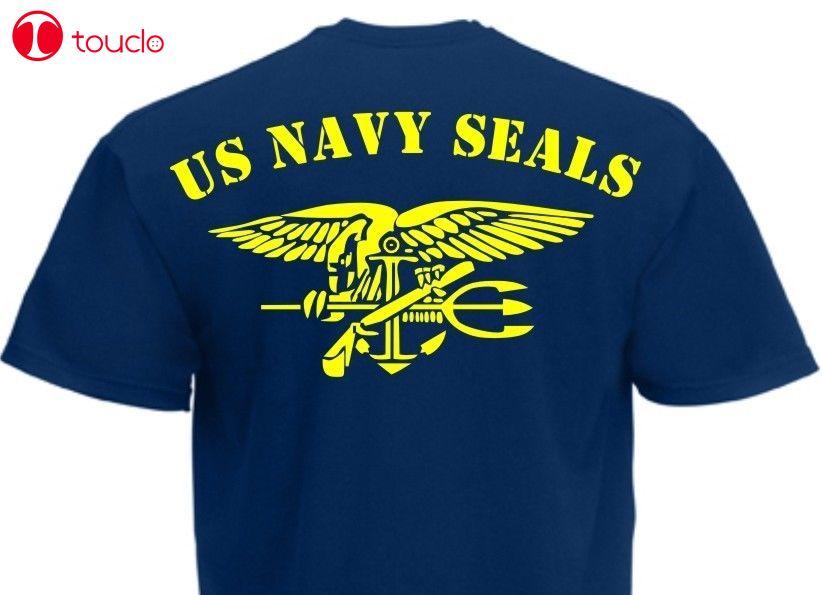 Camiseta de estilo veraniego, Camiseta de La Marina del Ejército de los...
