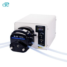 Machine de revêtement à moteur pas à pied   Support de distribution, pompe péristaltique
