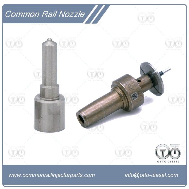 Común carril boquilla # DLLA162P2160 + tapa de válvula # F00VC01502 para inyector 0 445, 110 de 369