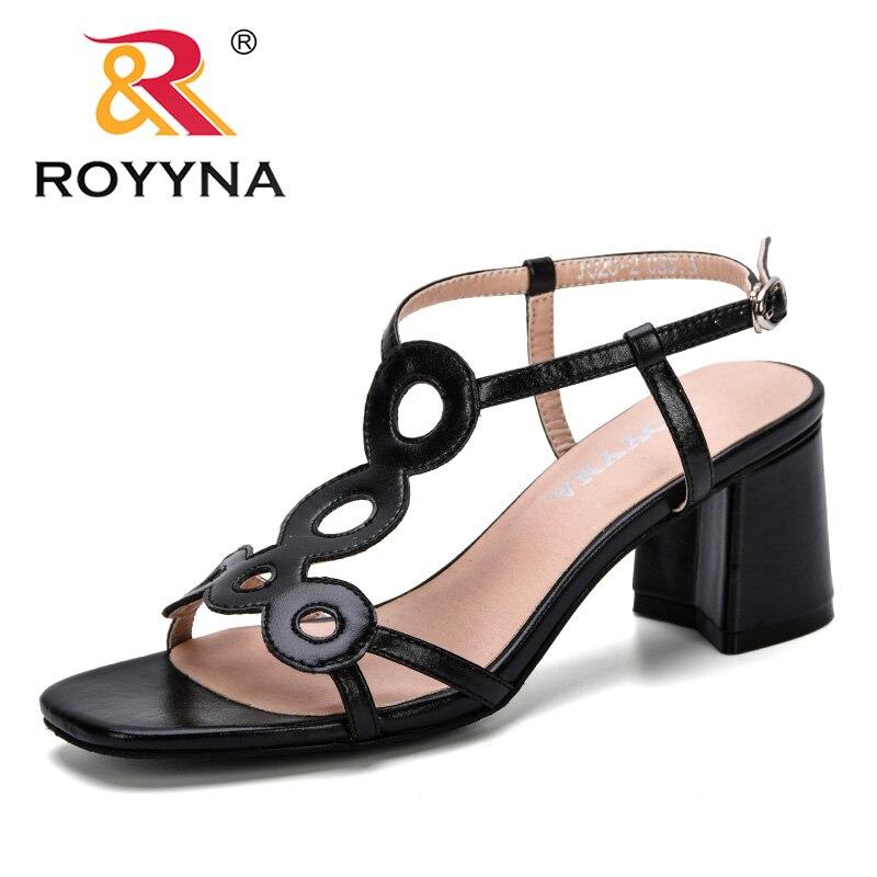 ROYYNA-صندل نسائي مريح للشاطئ ، أحذية صيفية غير رسمية ، أحذية عصرية ، مجموعة جديدة 2019