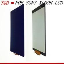 XL39H Display a Cristalli Liquidi per Sony Xperia Z Ultra XL39h XL39 C6802 C6806 Display Lcd Touch Screen con Digitalizzatore Assembly per c6833 Lcd