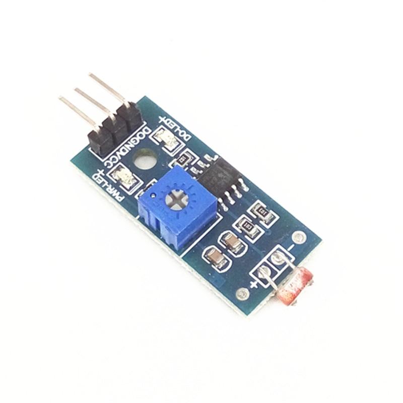 Módulo Sensor fotosensible módulo de detección de luz para Arduino