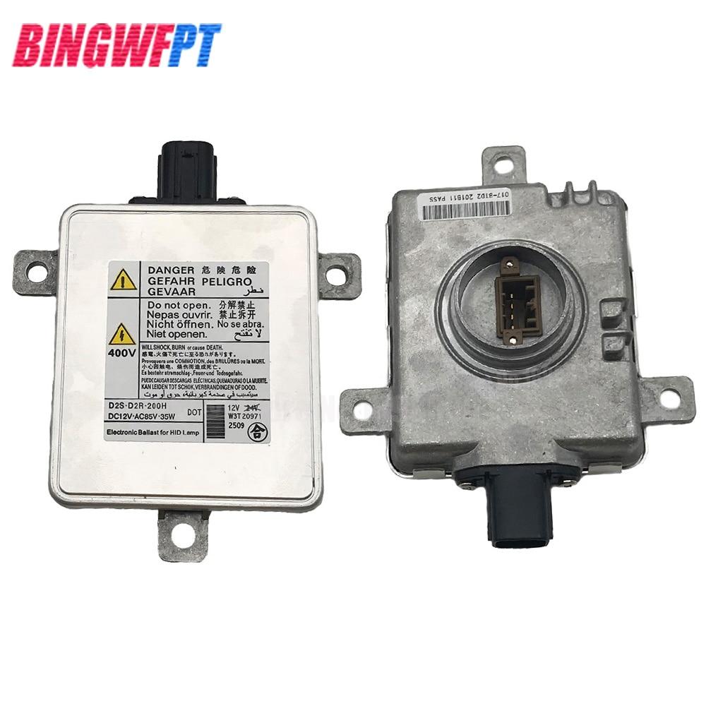 2pcs/lot NEW Xenon HID Headlight Ballast W3T19371 W3T16271 W3T20671 W3T20971 for Mitsubishi Mazda For Honda