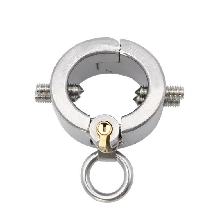 Pene escroto bola anillo de escrotal encanto estiramiento dispositivo sexo Gadgets De para hombres, productos sexuales para adultos, placer Juguetes