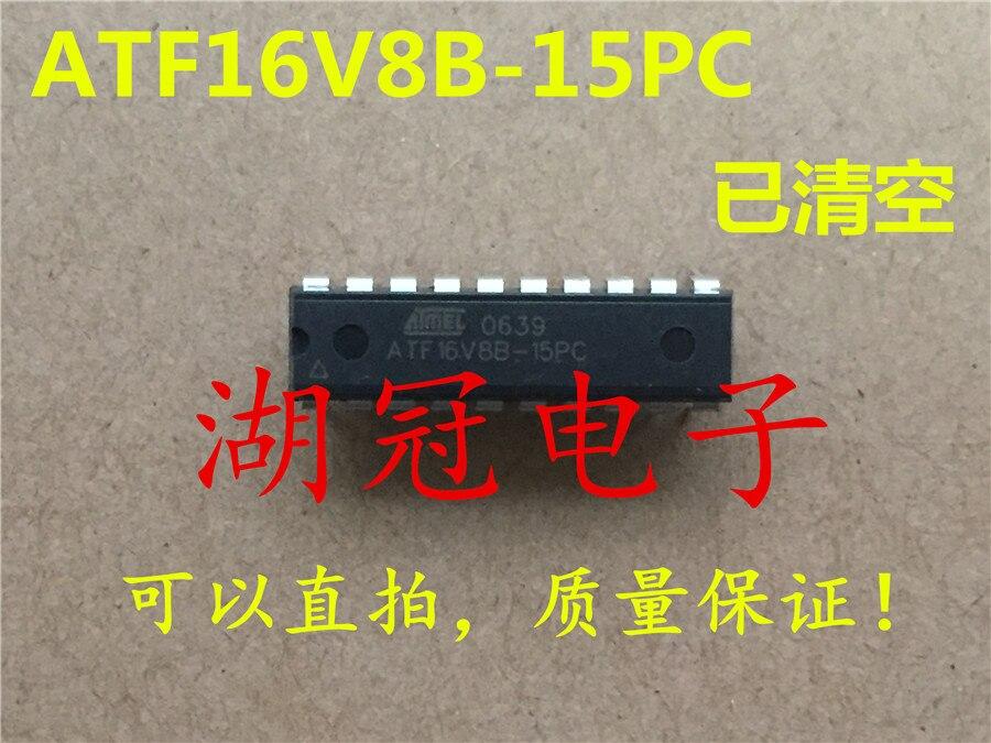 Envío gratuito ATF16V8 ATF16V8B-15PC D78F9189CT UPD78F9189 74HC193P HD74HC193P/SN74HC193N EP600 EP600IPC-45 CD4556 CD4556BE