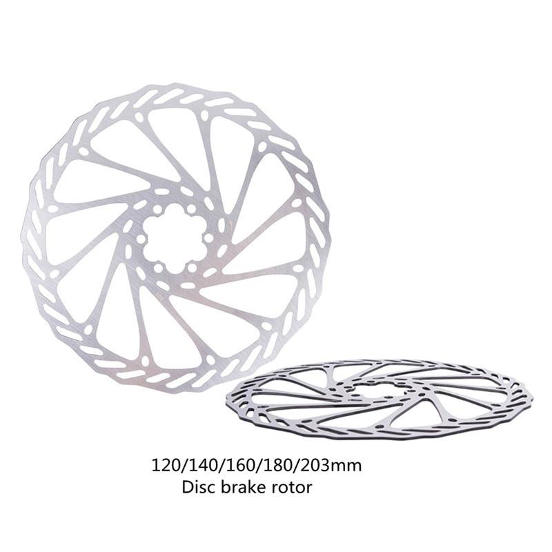 Freno de disco de bicicleta rotor 120, 140, 160, 180, 203mm, pastilla...