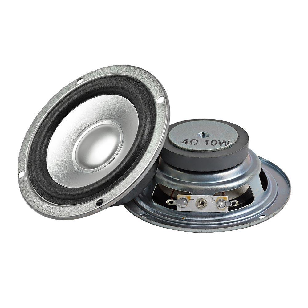 AIYIMA 2 шт. 3 дюймовые портативные колонки аудио колонки 4Ohm 10 Вт твитеры стерео Bluetooth Hifi Громкоговоритель мультимедийный динамик