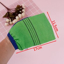 Korea Hammam Scrub Mitt Magic Peeling Glove Exfoliating Tan Removal Mitt Bath Brushes