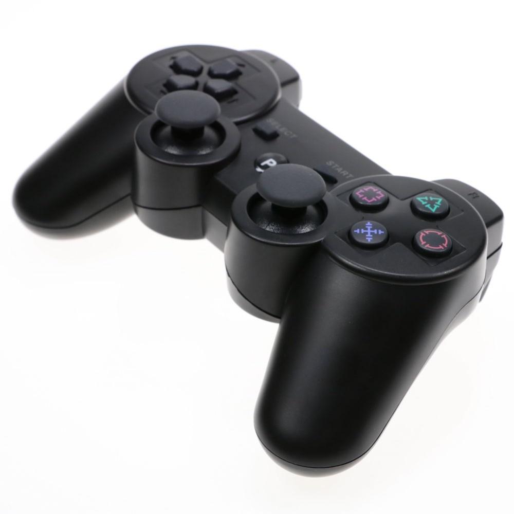 2,4G controlador de juego inalámbrico Bluetooth PS3 10 colores Control Joystick Gamepad