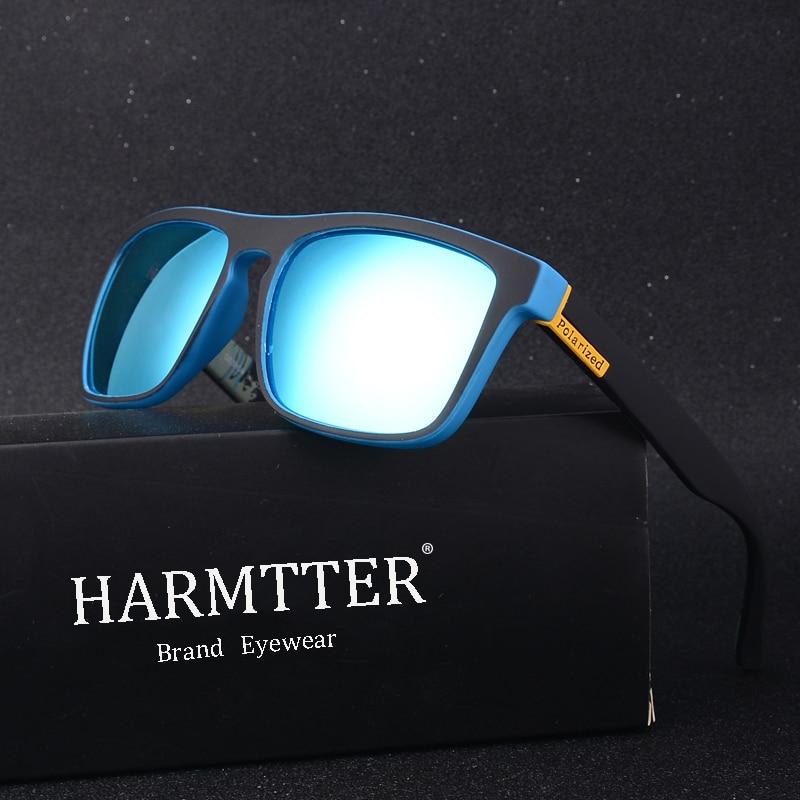 2019 marca de luxo clássico moda masculina mulher polarizada óculos de sol uv400 h20 azul 731 graffiti oculos gafas esporte masculino