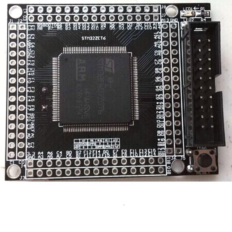 STM32F103 407 ZET6 ZGT6 mínimos del sistema Core banda descargar interfaz