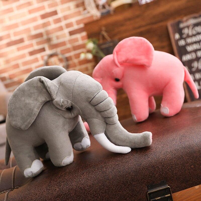 40cm/60cm/80cm elephant cute plush toy stuffed animal plush toy baby plush toy birthday gift
