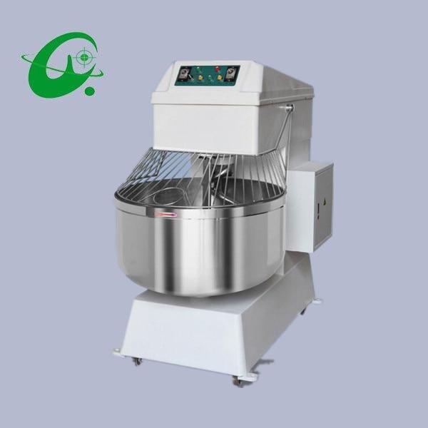 32KG de capacidad de harina de doble acción mezclador de masa de dos velocidades mezclador de harina amasadora máquina mezcladora de harina