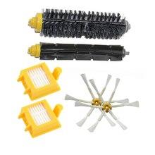 Vacuum Cleaner Brush Hepa Filter Side Brush For iRobot Roomba 700 Series 760 770 780 790 Vacuum Cleaner Accessories Parts