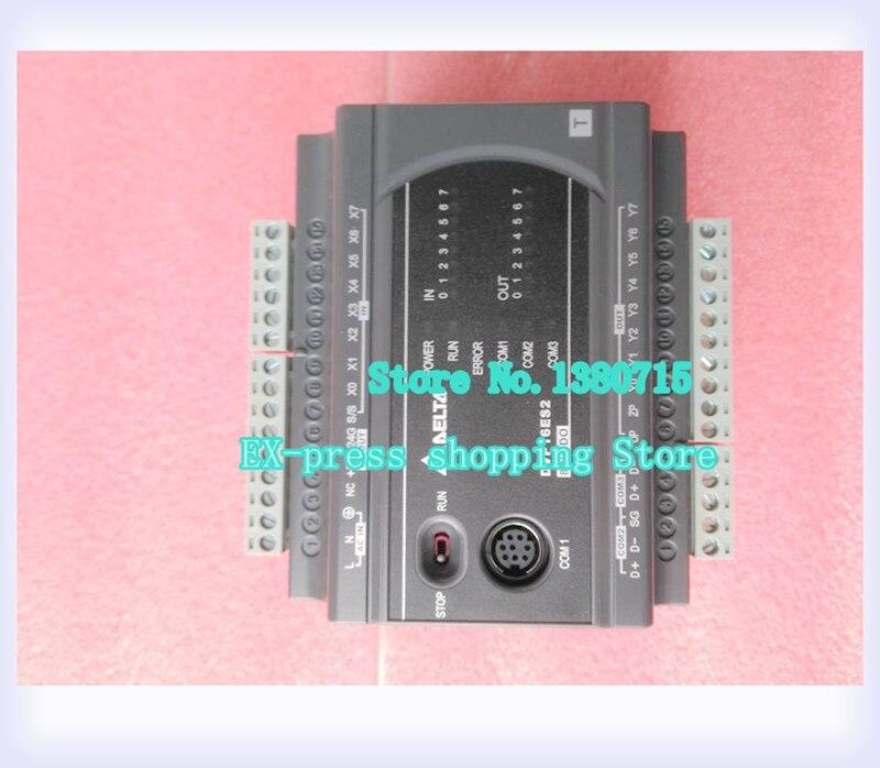 New Original DVP16ES200T PLC ES2 Series 100-240VAC 8DI 8DO Transistor Output