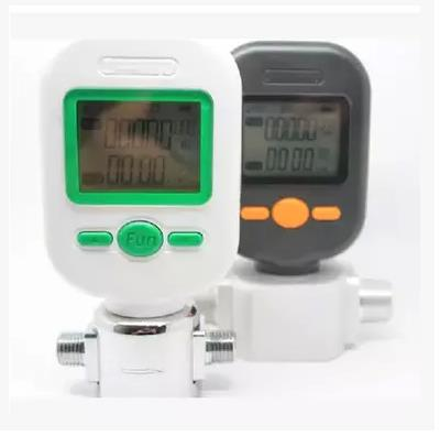 Medidores de flujo de masa de Gas/medidores de flujo de gas Digital de aire comprimido/medidor de pantalla digital/0-200L