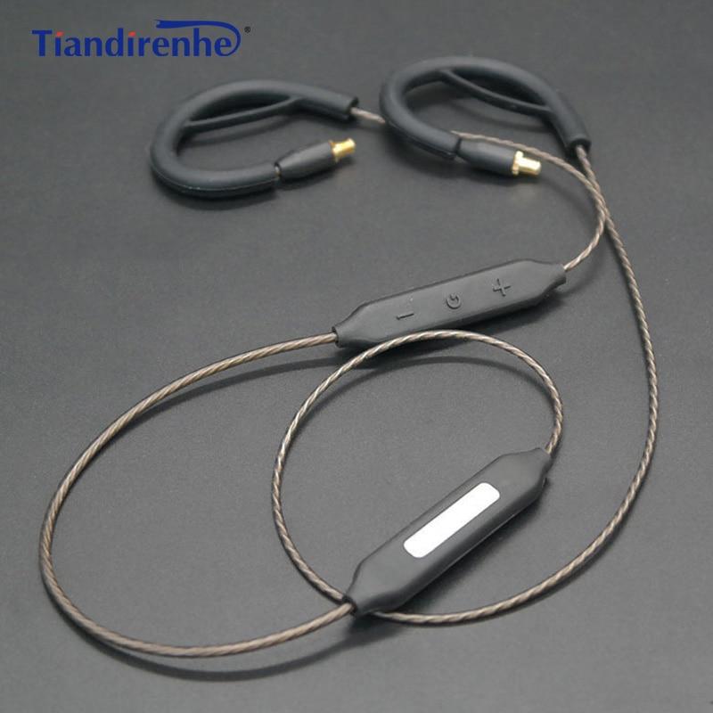 CSR 8645 ضياع APT-X بلوتوث كابل ل CKS1100 E40 E50 E70 LS200/300 LS400 CKR90/100 LS50 LS70 A2DC الفضة تصفيح كابل