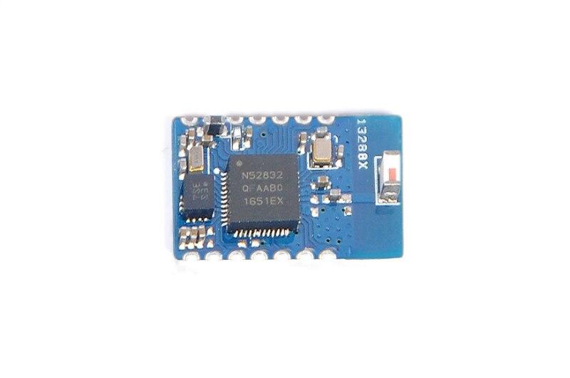 2pcs/lot Bluetooth SOC 4.0 BLE NRF52832 module BMI160 acceleration gyroscope GT832C_01 Sensor Module